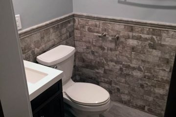 Custom Bathrooms