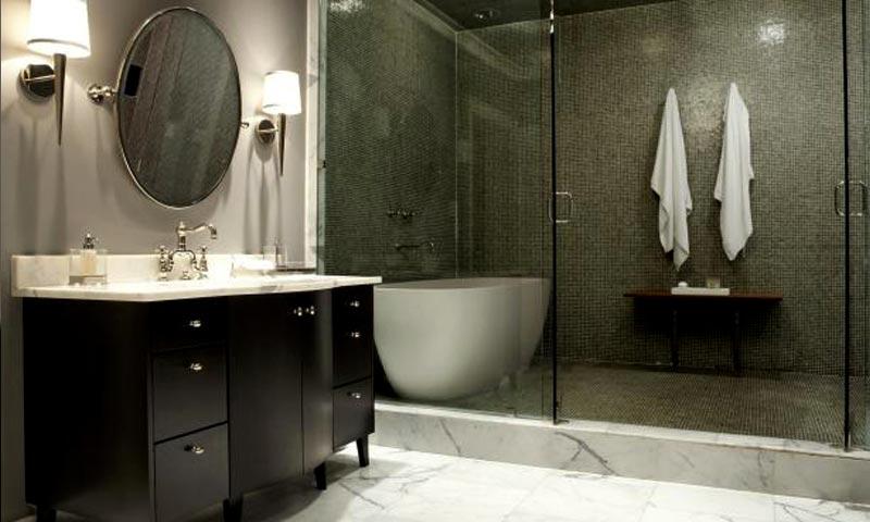 Services FrancoBuilt - Jersey city bathroom remodel